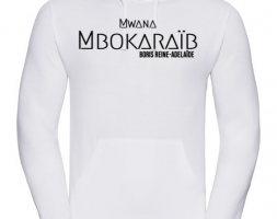 SWEAT-SHIRT à capuche « MBOKARAIBE »